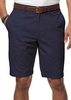 Chaps Canvas Shorts