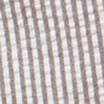 Mens Flat Front Shorts: Cobra Chaps Flat-Front Seersucker Shorts
