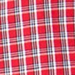 Men: Chaps Casual Shirts: Chaps Red Chaps Checked Poplin Shirt
