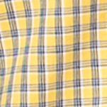 Men: Chaps Casual Shirts: Southport Yellow Chaps Checked Poplin Shirt