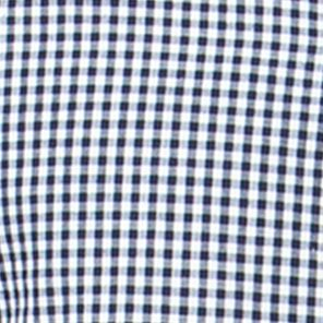 St Patricks Day Outfits For Men: Newport Navy Chaps Gingham Poplin Shirt