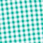 Men: Chaps Casual Shirts: Astro Green Chaps Gingham Poplin Shirt