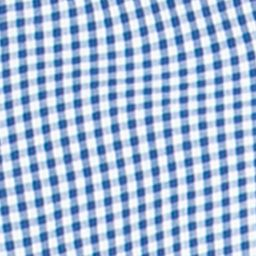 St Patricks Day Outfits For Men: Dark Teal Chaps Gingham Poplin Shirt