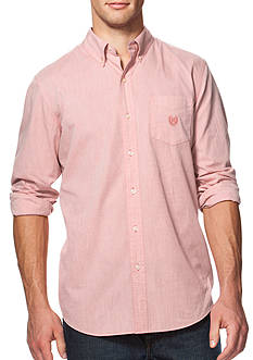 Chaps End-on-End Poplin Shirt