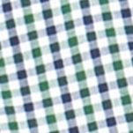St Patricks Day Outfits For Men: English Green Chaps Gingham Poplin Shirt
