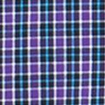Chaps Men Sale: Vista Purple Chaps Plaid Poplin Shirt