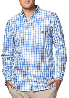 Chaps Plaid Twill Shirt