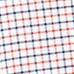 Men: Chaps Casual Shirts: Varsity Orange Chaps Tattersall Oxford Shirt