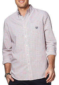 Chaps Tattersall Oxford Shirt