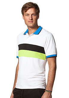 Chaps Striped Polo Shirt