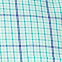 Men: Chaps Trends: Reef Green Chaps Checked Poplin Shirt