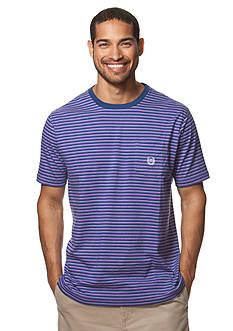 Chaps Striped Cotton Jersey T-Shirt
