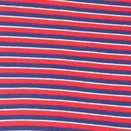 Chaps Men: Lighthouse Red Chaps Striped Cotton Jersey T-Shirt