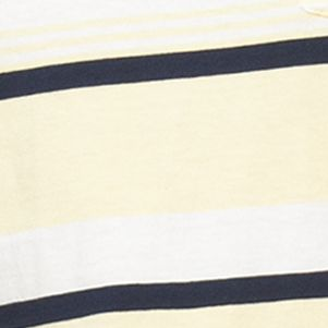 Chaps Men: Wicket Yellow Chaps Striped Cotton Jersey T-Shirt