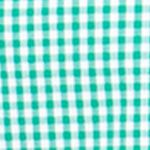 Chaps Men Sale: Astro Green Chaps Gingham Stretch-Poplin Shirt