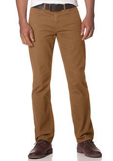 Chaps Stretch-Twill 5-Pocket Pants