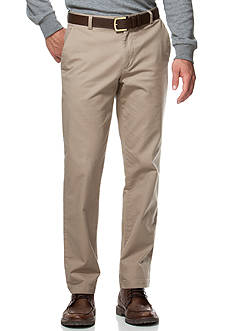 Chaps Stretch-Twill Pants