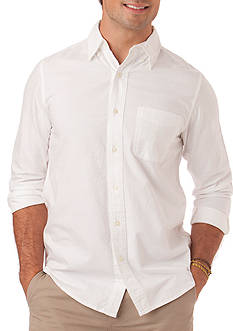 Big & Tall Chaps Oxford Woven Shirt