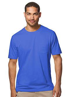 Chaps Big & Tall Crew Neckline Shirt