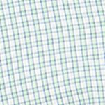 Chaps Big & Tall Sale: Key Lime Chaps Big & Tall Short-Sleeve Checked Shirt