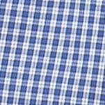Chaps Big & Tall Sale: Summer Royal Chaps Big & Tall Short-Sleeve Checked Shirt
