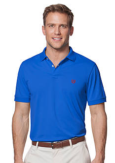 Chaps Big & Tall Performance Mesh Polo Shirt