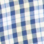 Chaps Big & Tall Sale: Wicket Yellow Chaps Big & Tall Short-Sleeve Checked Shirt