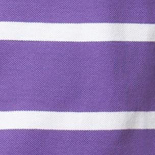 Chaps Big & Tall Sale: Ashley Purple Chaps Big & Tall Striped Piqu Polo Shirt