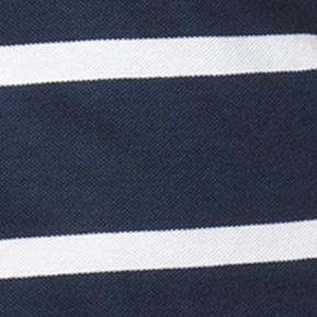 Chaps Big & Tall Sale: Deep Cobalt Chaps Big & Tall Striped Piqu Polo Shirt