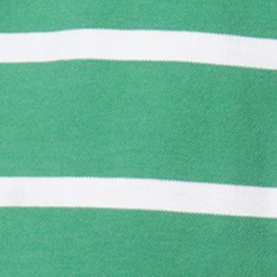 Chaps Big & Tall Sale: Raft Green Chaps Big & Tall Striped Piqu Polo Shirt