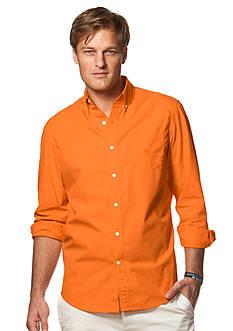 Chaps Big & Tall Cotton Shirt