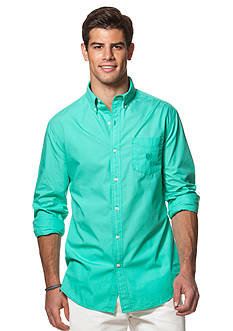 Chaps Big & Tall Cotton Shirt