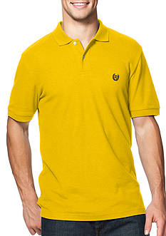 Chaps Big & Tall Piqu Polo Shirt