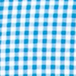 Mens Big and Tall Casual Shirts: Check & Plaid: Crayon Blue Chaps Big & Tall Gingham Poplin Shirt