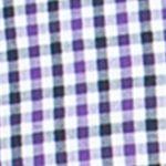 Chaps Big & Tall Sale: Vista Purple Chaps Big & Tall Gingham Poplin Shirt