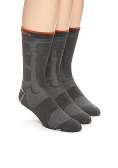 Columbia Mesh Zone Crew Socks - 3 Pack