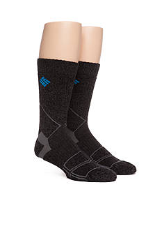 Columbia Performance Hiking Crew Socks - Single Pair