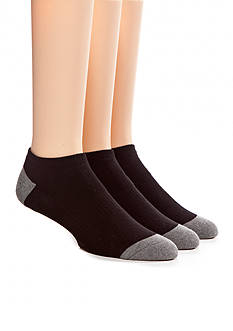 Columbia 3-Pack Full Cushion No Show Athletic Socks
