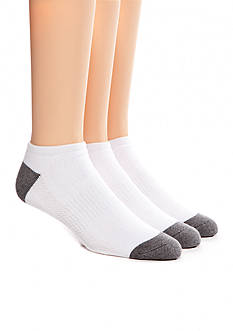 Columbia™ 3-Pack Full Cushion No Show Athletic Socks