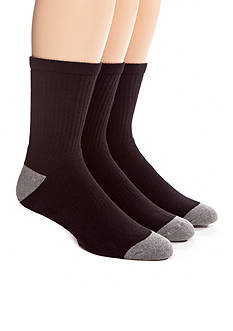 Columbia 3-Pack Full Cushion Athletic Crew Socks