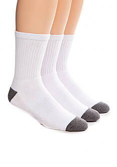 Columbia™ 3-Pack Full Cushion Athletic Crew Socks