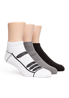Columbia™ Athletic Low Cut Socks - 3 Pack