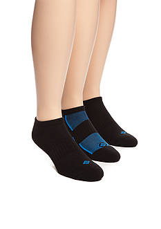 Columbia™ Athletic No Show Socks - 3 Pack