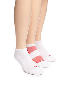 Columbia Athletic No Show Socks - 3 Pack