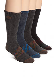 Columbia™ Crew Socks - 4 Pack