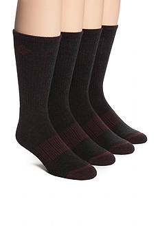 Columbia Crew Socks - 4 Pack