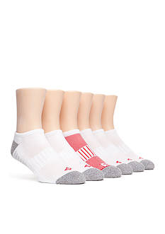 Columbia™ Athletic No Show Socks - 6 Pack