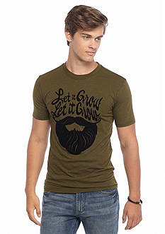 Red Camel Short Sleeve Let It Grow Graphic Tee