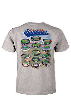 Quality Classics Famous Ballparks Tee