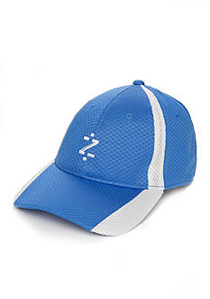 Izod Performance Mesh Stretch Embroidered Baseball Cap